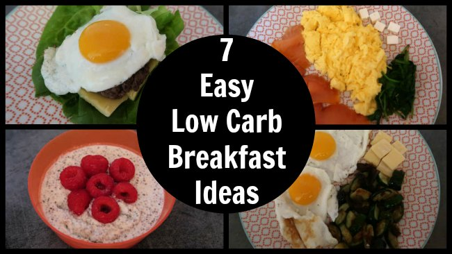 7 High Protein Low Carb Breakfast Recipes Ideas