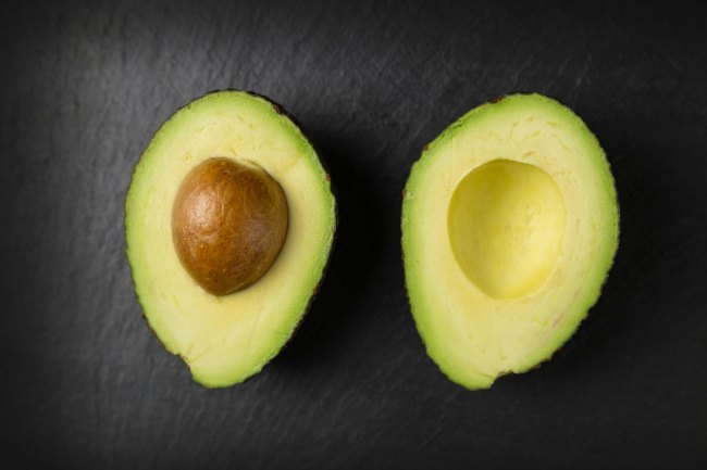 Cheap keto snacks - avocado
