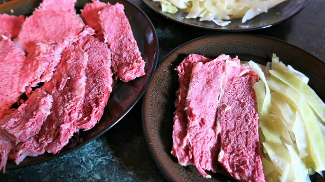 Low Carb Irish Corned Beef and Cabbage Recipe