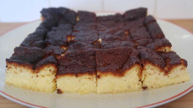 How to make gluten free magic lemon cake