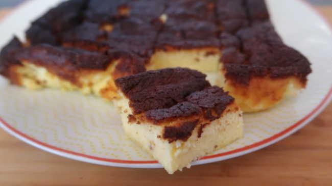 Lemon Custard Magic Cake Recipe